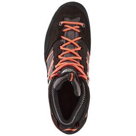 The North Face Verto S3K GTX Shoes Women Q-Silver Grey/Radiant Orange